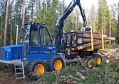 porteur forestier rottne
