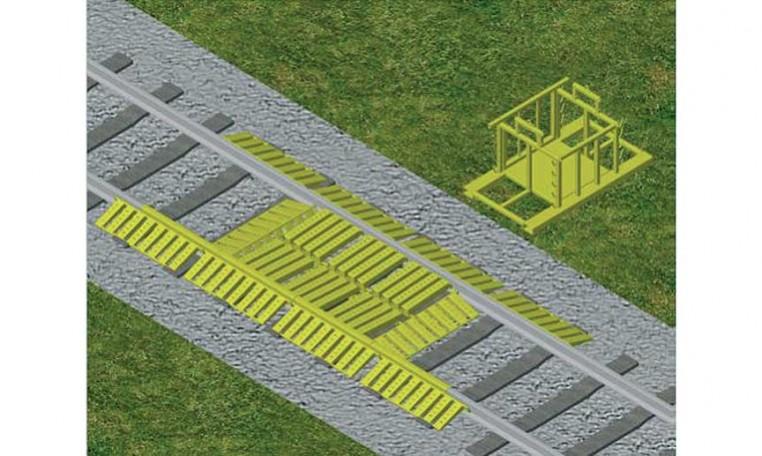 kit acces ferroviaire