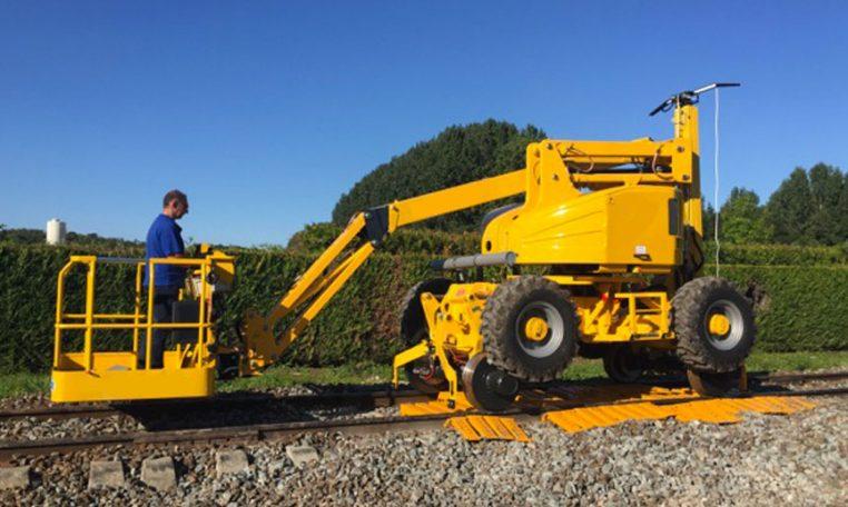 location kit mise en voie ferroviaire